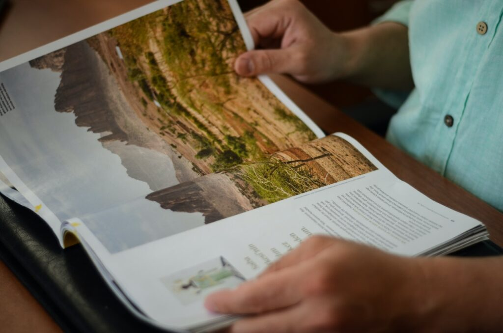 Regionales Magazin